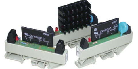 Solid State Relay Assemblies ETS Equipment Company Electric